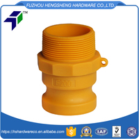 Nylon Cam & Groove Hose Couplings