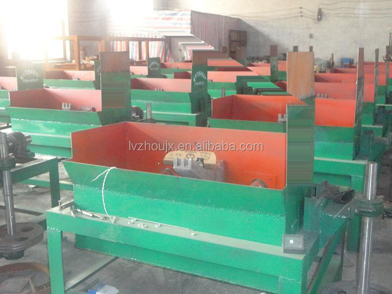 water tank galvanized steel wire drawing machinery for staple making