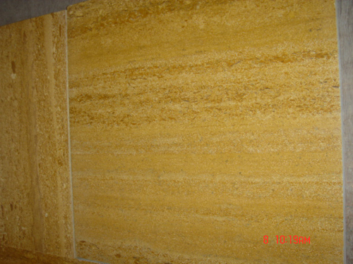 Ita Gold Sandstone Brushed
