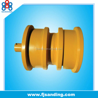 replacement weld parts mini bull dozer drive roller for selling