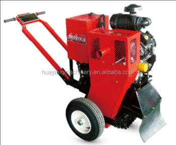 road construction fitting machine slot cutting machine road maintenance supplier