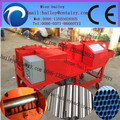 professional and have patent steel tube straightening derusting painting machine