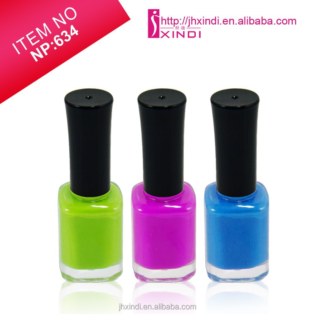 Private Label Sweet Candy Color Teen Cheap Flavored Nail Polish