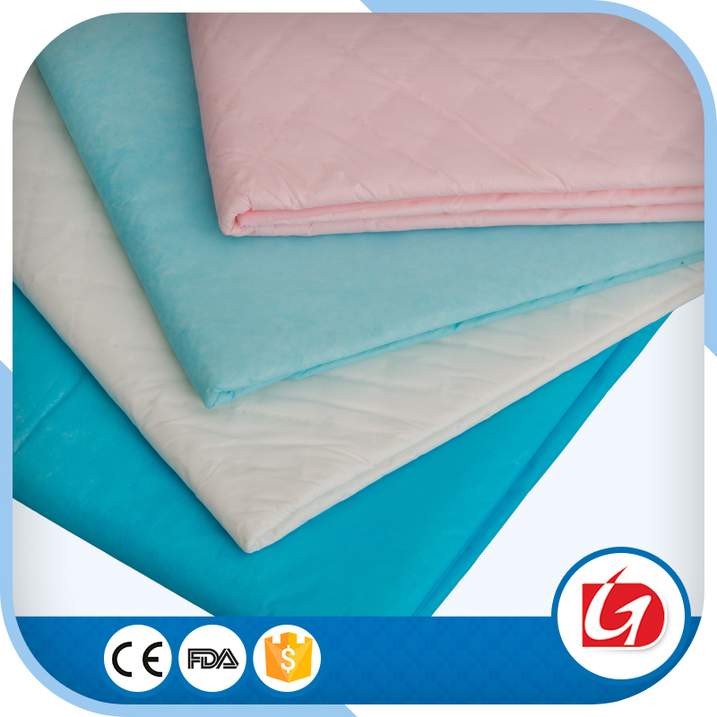 Ali Express China Baby Care Disposable Fabric Underpads