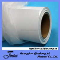 pvc self adhesive vinyl raw materials