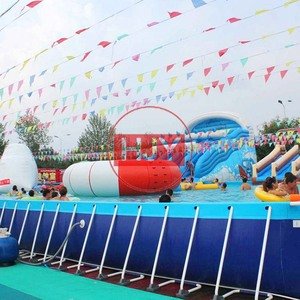 New manufacturer about inflatable toys inflatable pool for ball,inflatable Bracket pool