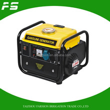 Hot Seller 900 Watt Small DC Portable Gasoline Generator 900 W Generator