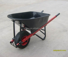 Metal tray pneumatic wheel wheel barrow with D ring WB8614