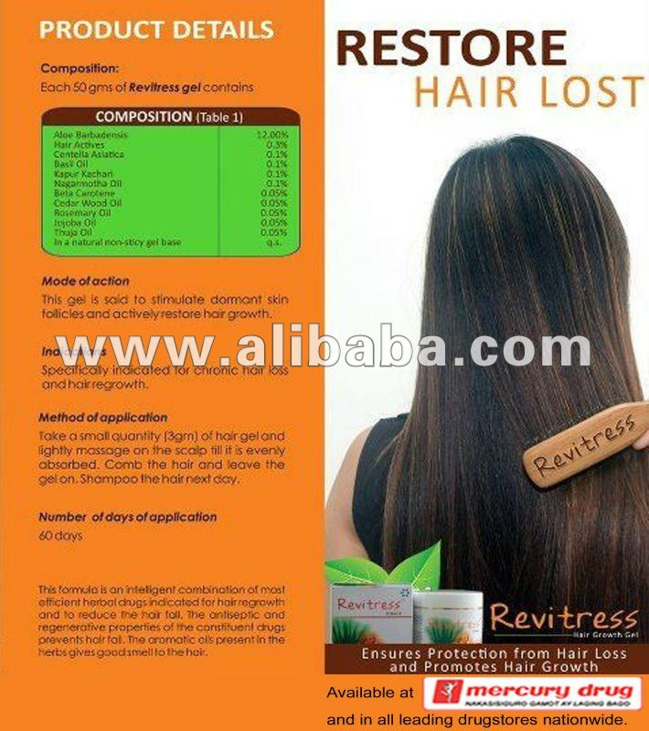 Revitress Hair Grower Gel