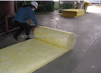 Glass wool blanket can be cut into any shape during execution of works