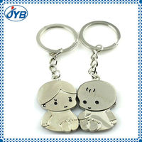 lovely and funny fat husband and wife lovers key chain, key chain sex