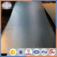 Weight Of checkered Steel Plate
