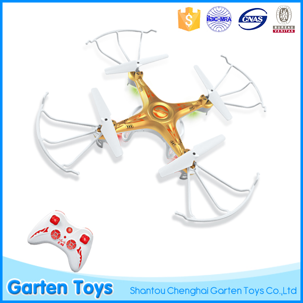 High quality China 2.4 4CH flying toys funny rc aircraft model