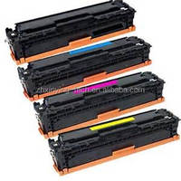 high quality toner cartridge q6000a q6001a q6002a q6003a for hp toner cartridge for printer consumables office school supplies