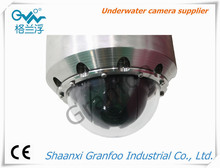 Underwater boat inspection logging borehole 360 degree fishing camera