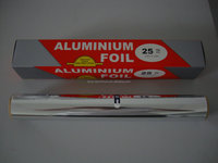 Hot Sale Recyclable Household Hygienic Kitchen Use Environmental Disposable Aluminum Foil For Catering Kitchen Using Foil