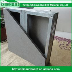 Superior Materials Moderate Price Waterproof Fireproof Wood Grain Wall Panel Fiber Cement Plank Siding
