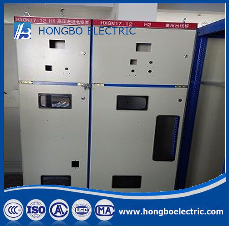 Wholesale Best Price HXGN17- 12 Outdoor High Voltage Switch Cabinet/Power Distribution Cabinent