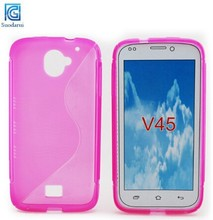 For Nextel V45 MIx Colors Soft Gel S-line TPU Case In Stock