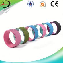 Newest! Yoga wheel , Hottest Round Lumbar Training yoga ring , magic pilates ring