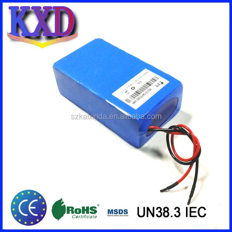 High capacity 60Ah 12v li-ion lithium battery for Devices