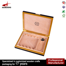wooden cigar boxesEco-friendly High Quality Wholesale
