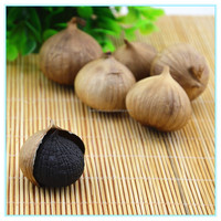 Black garlic capsules material China black garlic