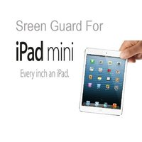 2013 New arrival laptop privacy screen protector for ipad mini