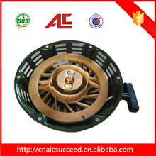 Green color Generator engine parts recoil starter assy 168F