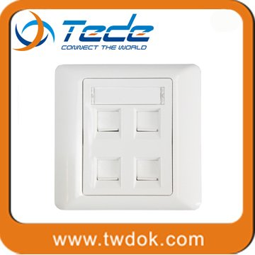high quality faceplate cover ketstone wall plate