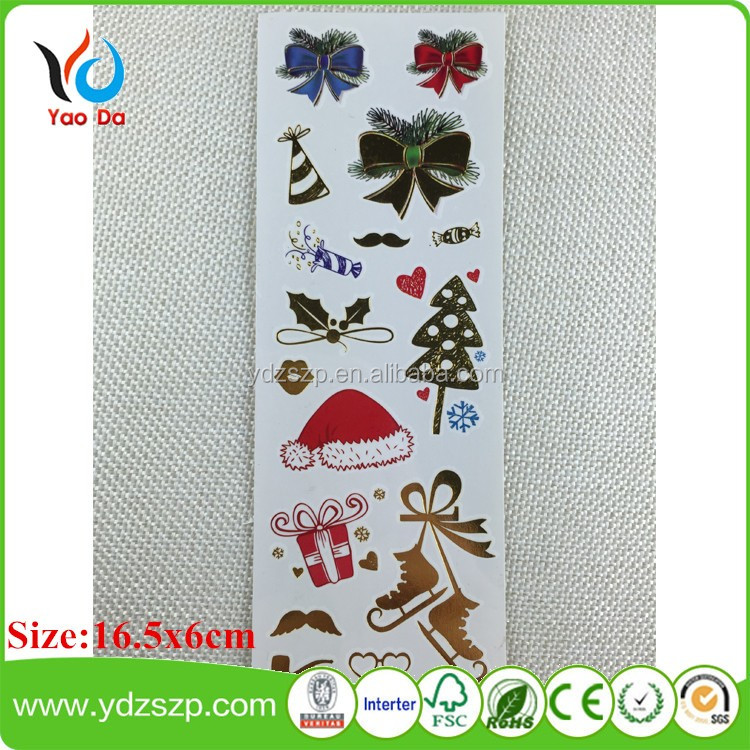 Excellent Quality Factory Main Products! customized full face temporary tattoo with good prices