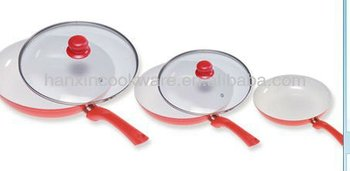 ceramic cookware set, 5pcs ceramicore set