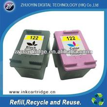 Best remanufactured 122 ink cartridge for hp printers.