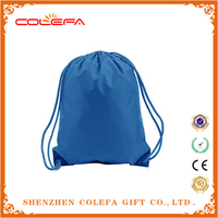 alibaba china promotional draw string backpack eco friendly small nylon mesh drawstring bag