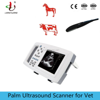 Veterinary Handheld Ultrasound Scanner For Cow