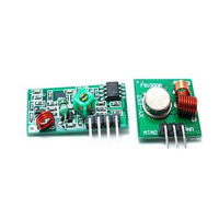 315Mhz Rf Transmitter and Receiver Module Link Kit for Arduino/Arm/MCU