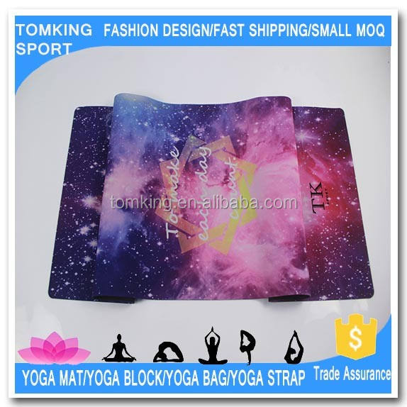 Yoga mat waterproof Natural rubber yoga mat 4mm