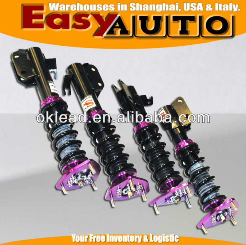 1994 1995 1996 1997 1998 1999 2000 2001 IMPREZA WRX coilover suspension