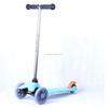 toy for children kick 3 wheel scooter