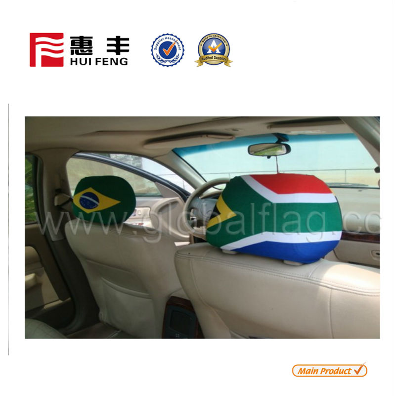 custom flag car seat cover