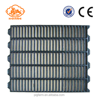 durable cast iron slat floor covering for sow farrow