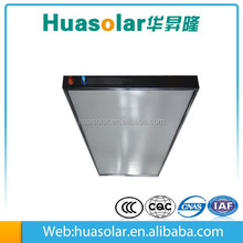 Glazed Flat Plate Solar Thermal Collector With Whole Laser Welding Absorber,1500w indoor infrared heater