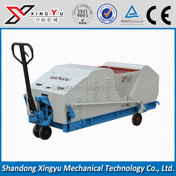 Automatically HQJ50-300 reinforced boundary wall panel machine
