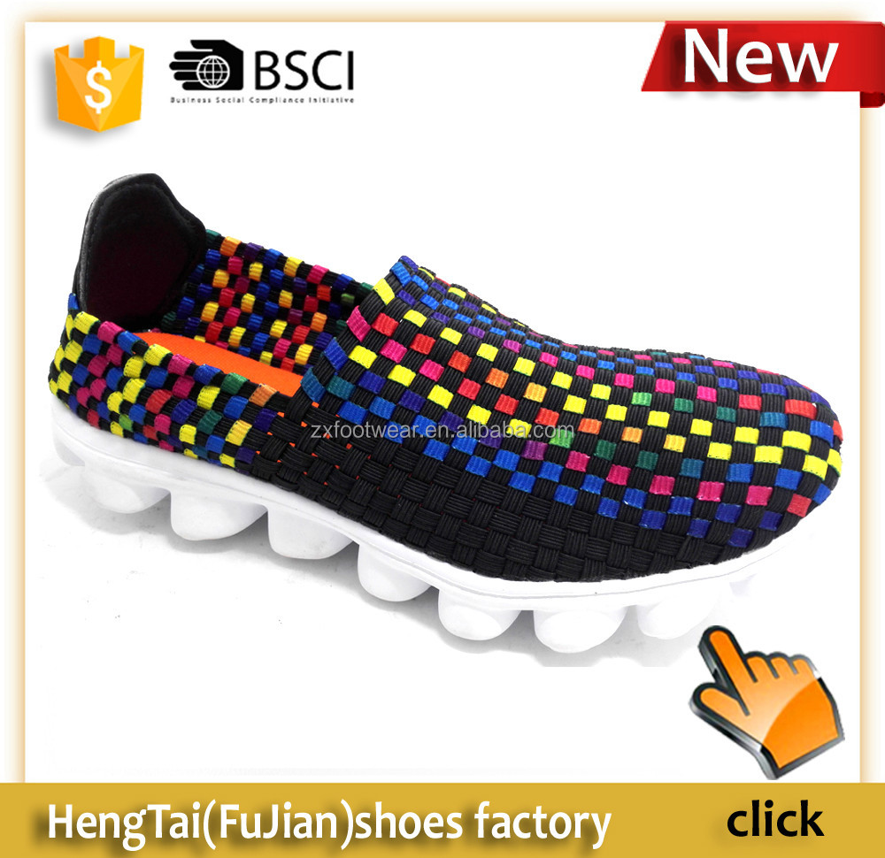 shoes 5.99 hand woven elastic shoes