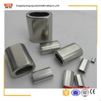 Stainless steel 304 oval sleeve