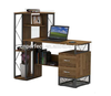 Modern Simple Designed Home Wooden Office