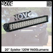 20 Inch Epistar Spot Flood Combo Beam Led Light Bar