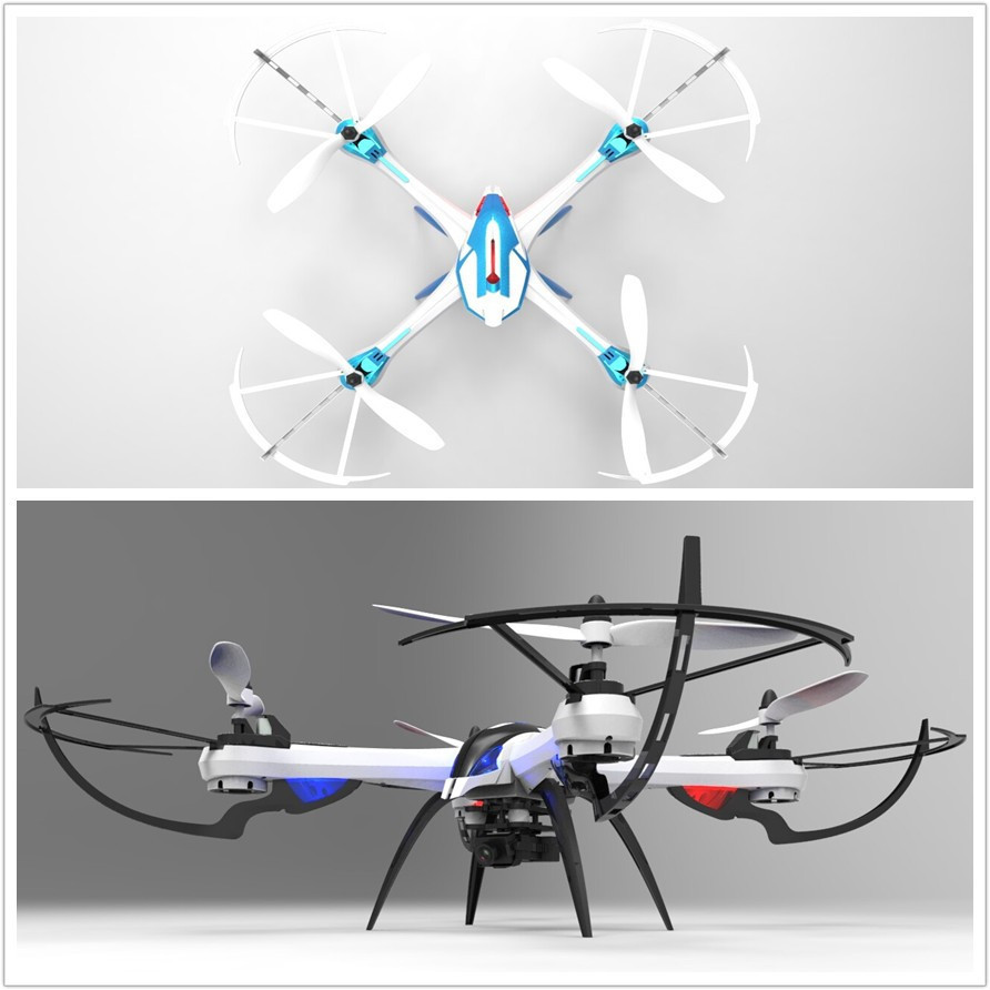 Rc Quadcopter Fpv With Camera HD Remote Control Drone With Camera Professional Drones 2015 Fpv Flying Helicopter Toy