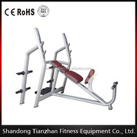 exercise bench TZ-6030 olympic incline press bench