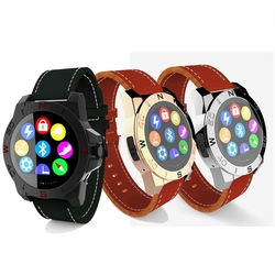 Calls reminding 240*204 Sync SMS 4.4 android hand watch mobile phone